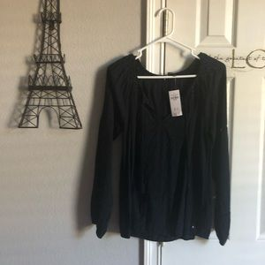 Women's Abercrombie and Fitch blouse